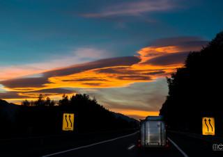 Autobahn Österreich