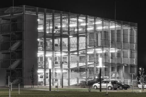 Puma Headquarter Herzogenaurach 2.1.2013