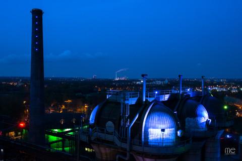 Nikon Workshop Landschaftspark Duisburg