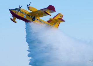 Löschflugzeug Kroatien
